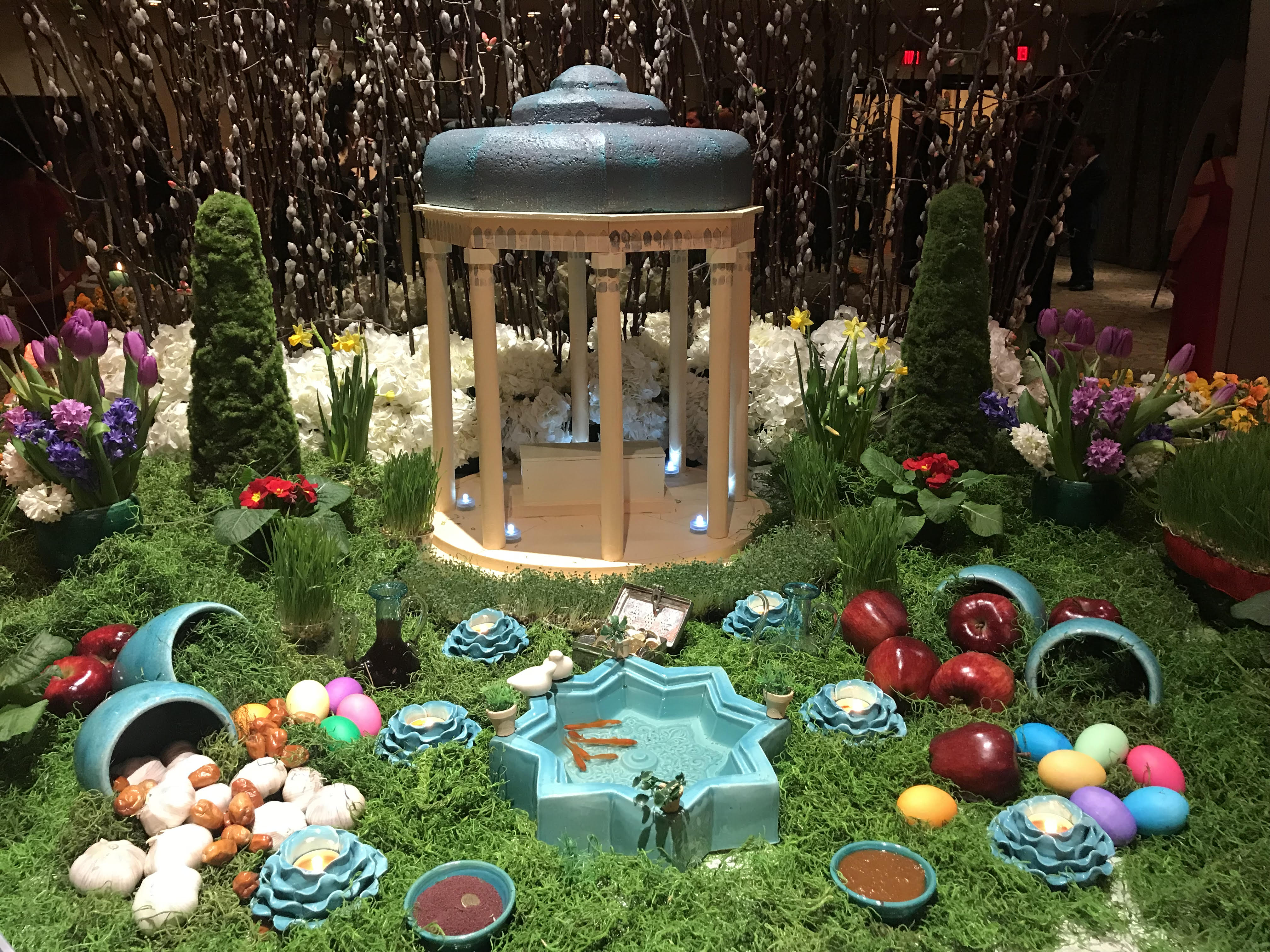 Nowruz Events in the U S  | KAYHAN LIFE
