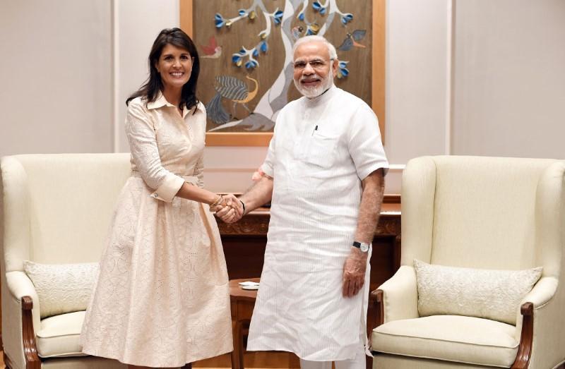 Modi-and-Haley
