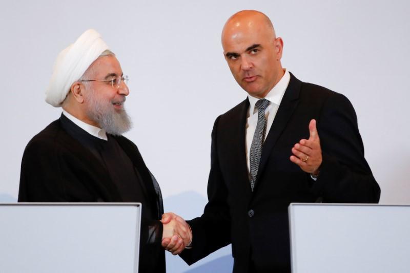 Rouhani-in-Swiss