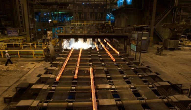 Steel-Iran-Ahvaz