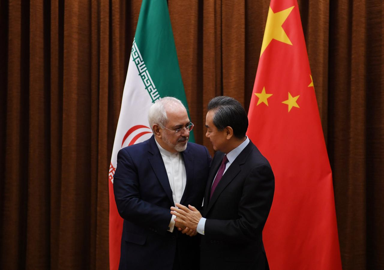 Zarif-and-Wang-Yi