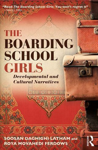 Boarding School Girls' Co-Author Ferdows Remembers Childhood