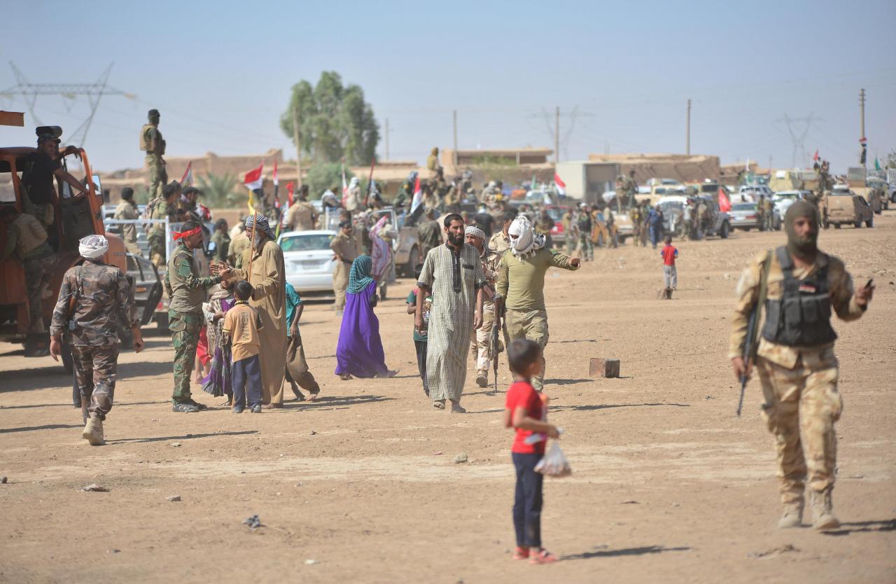 Iraq-militia