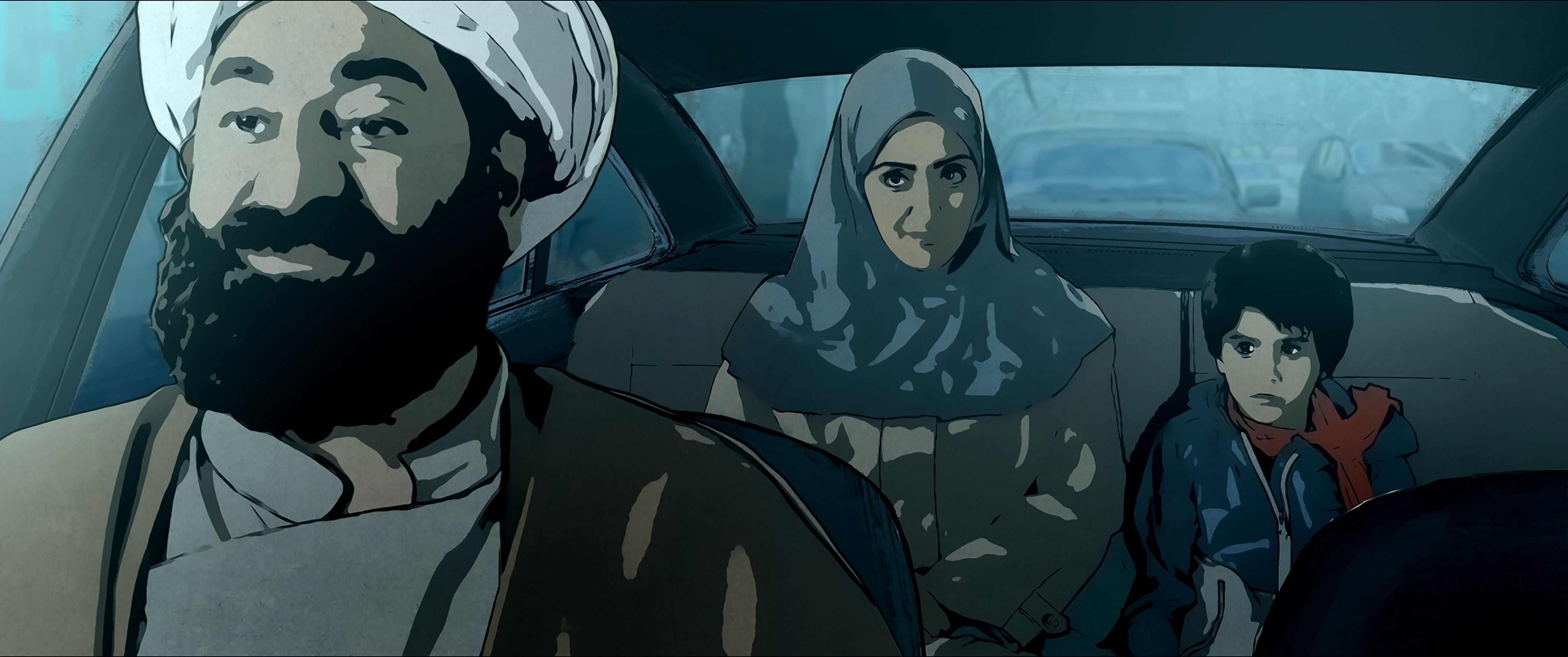 Pari-and-Elias-in-a-Car-with-the-Judge