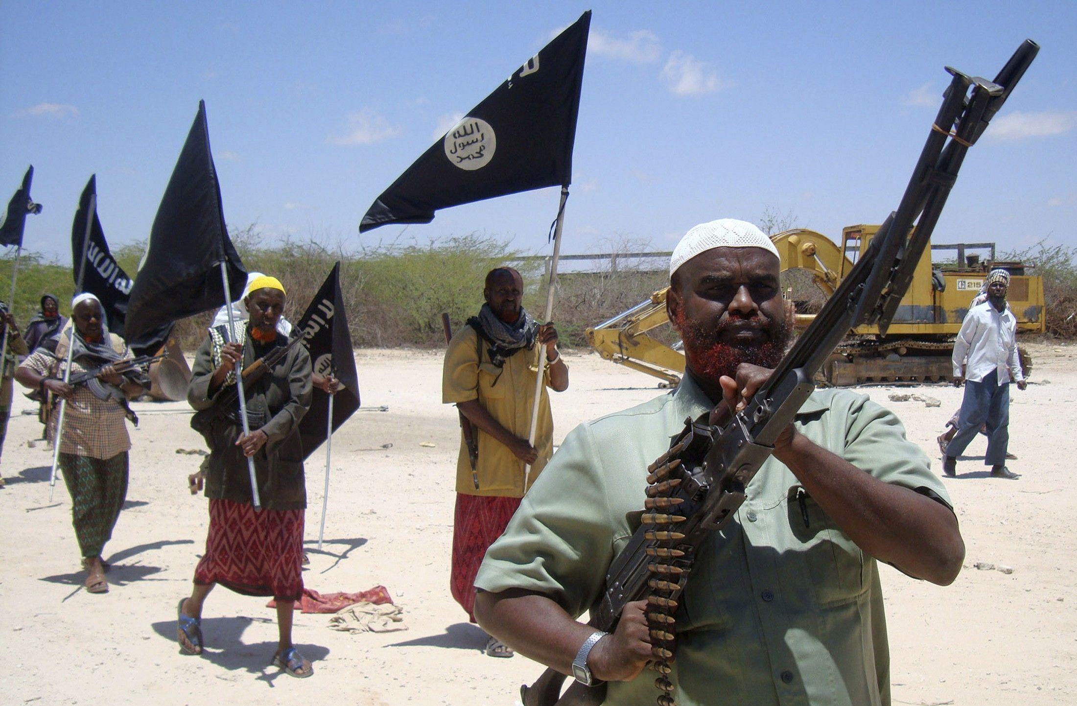 Somalia-Al-Shabaab