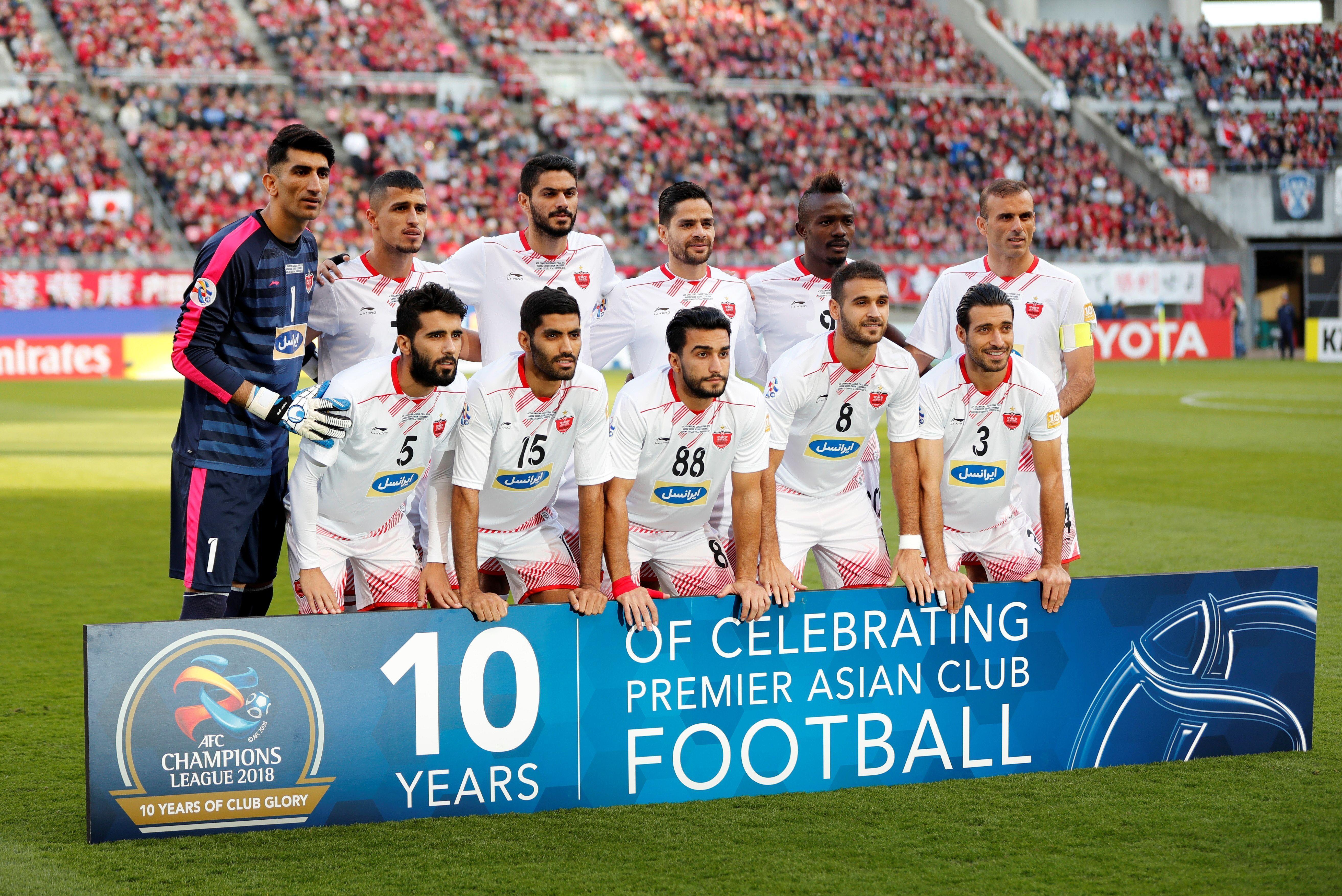 768d0c2c9 Soccer-Iran Lets Hundreds of Women Attend Asian Champions League ...