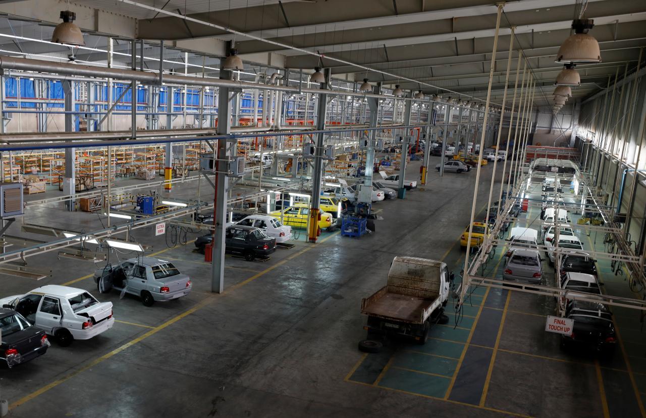 Saipa-Syria-car-factory-756675
