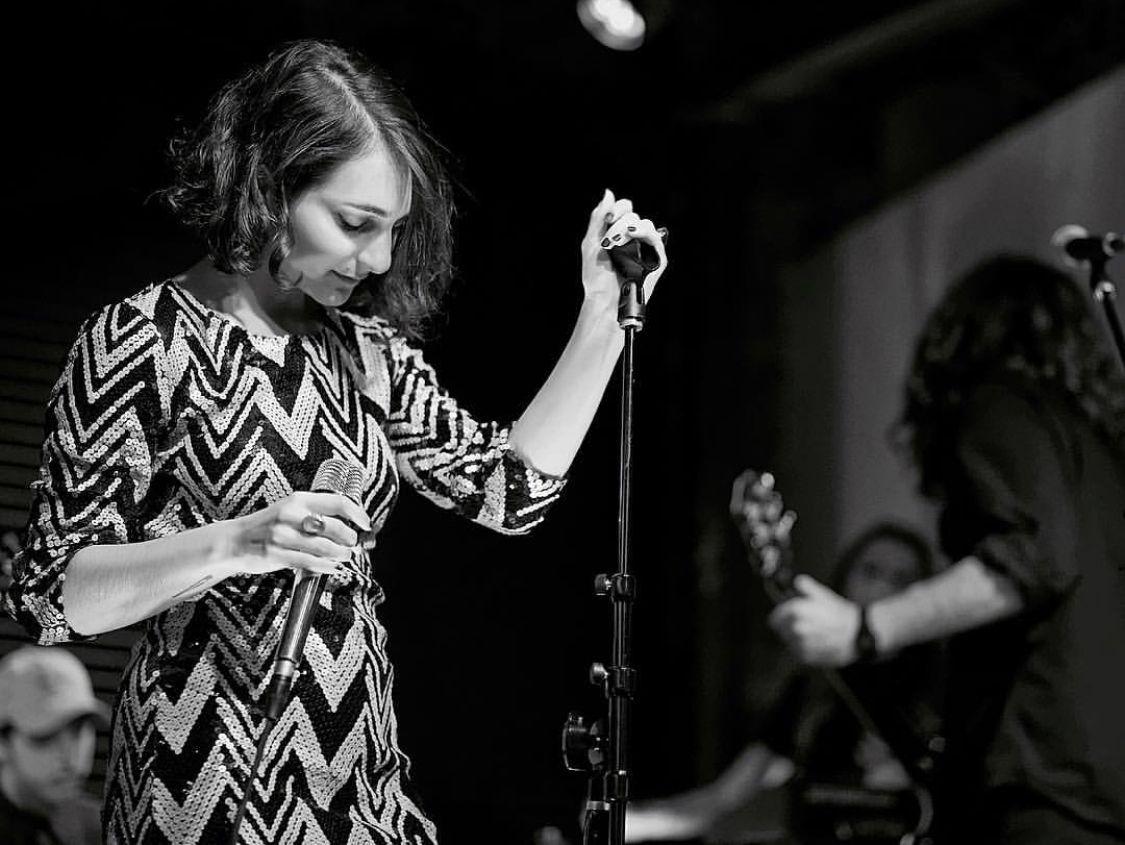 L A Rock Vocalist Soraya Sebghati Would Love To Perform In Iran
