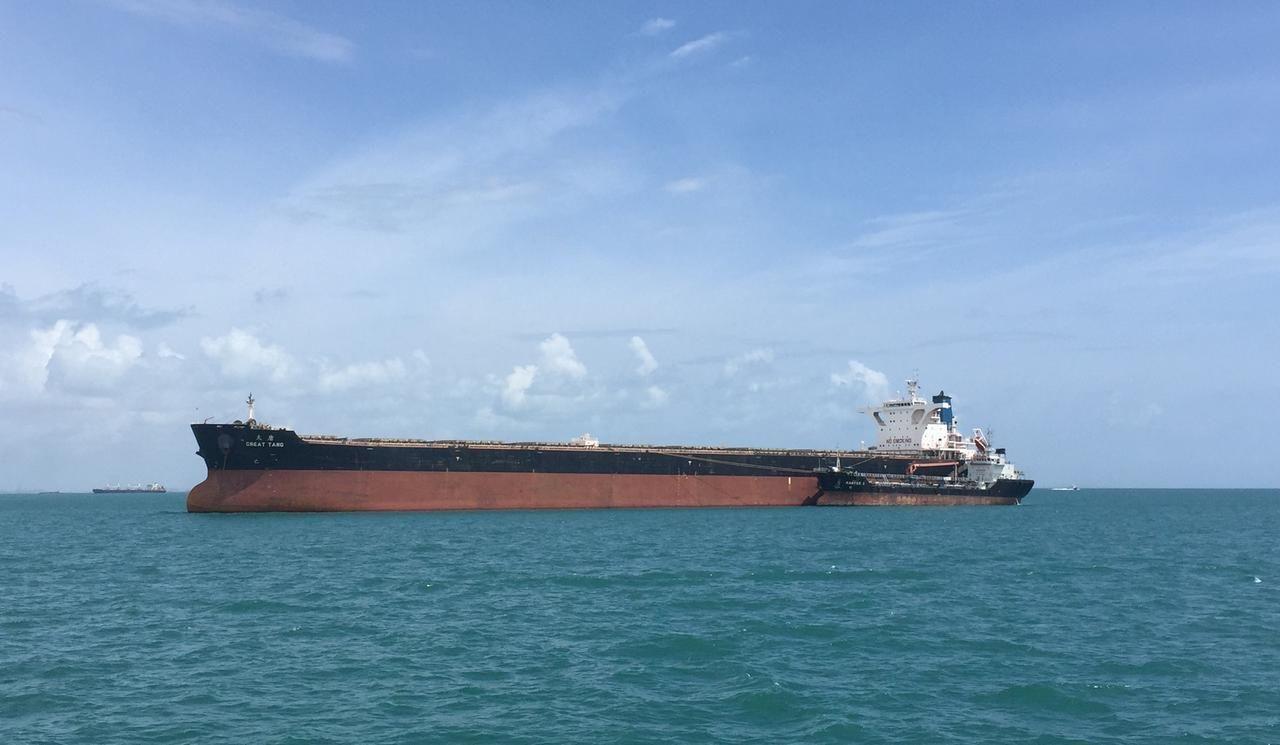 REUTERS EXCLUSIVE: How Iran Fuel Oil Exports Beat U S