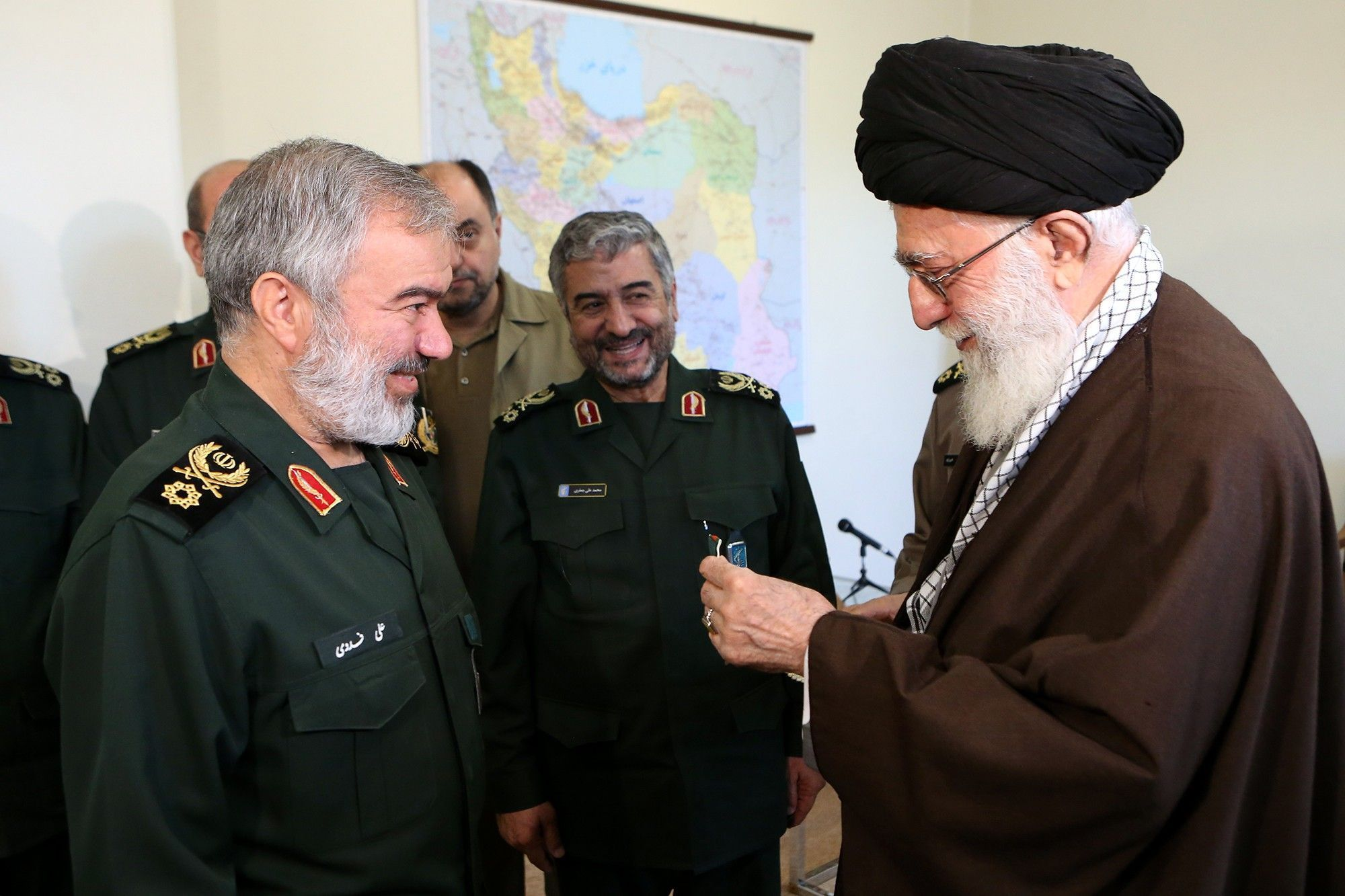 Seyyed_Ali_Khamenei__Sardar_Ali_Fadavi_by_Khamenei.ir_03