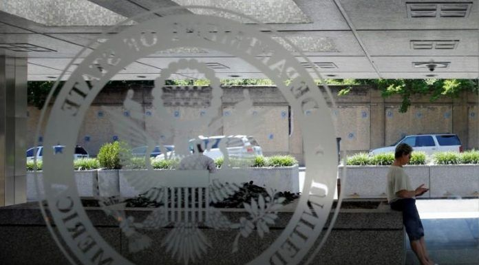 State Department in Washington
