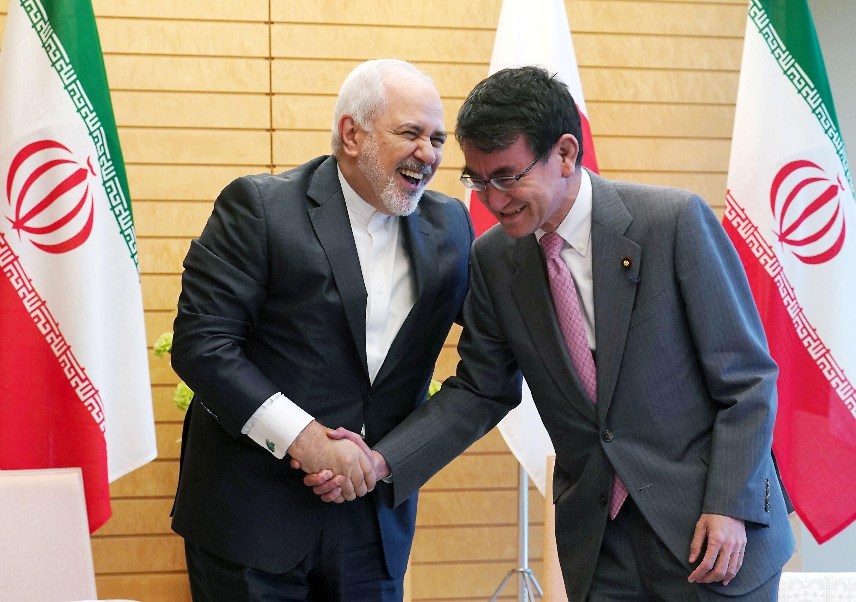2019-05-16T031743Z_1385312128_RC1418A86730_RTRMADP_3_JAPAN-IRAN-ZARIF