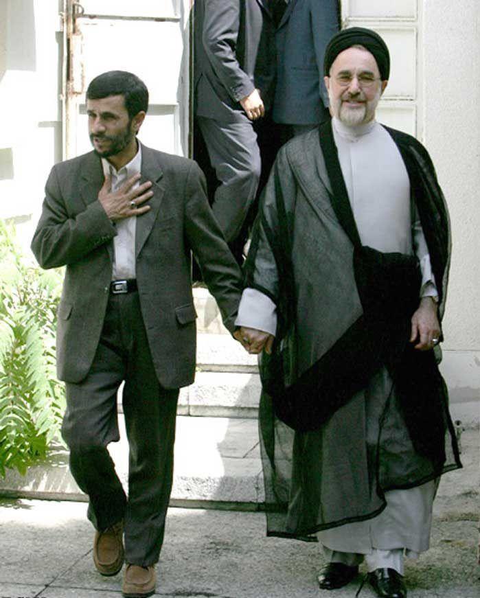 khatami-ahmadinejad-e1563263366218