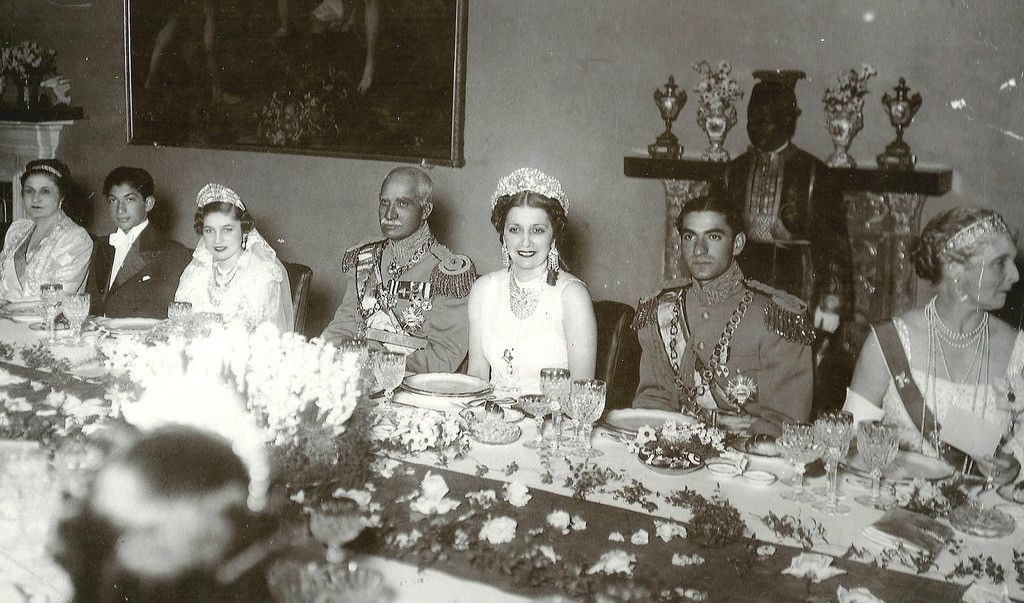 Shah's First Wife