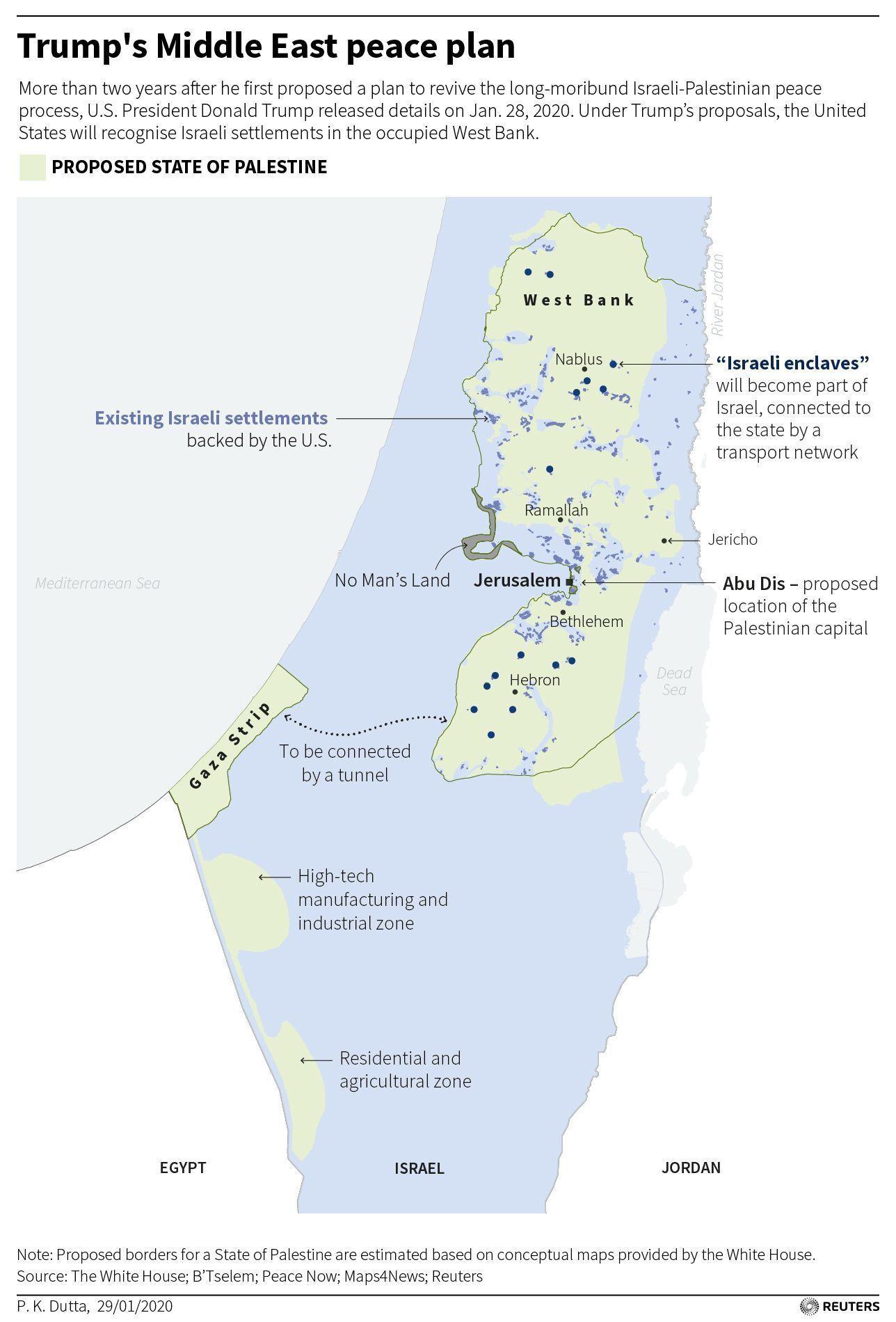 ISRAEL-PALESTINIANS-PLAN