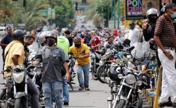 Venezuela's government launches new fuel pricing system, in Caracas