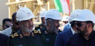 Hossein Salami, IRGC commander