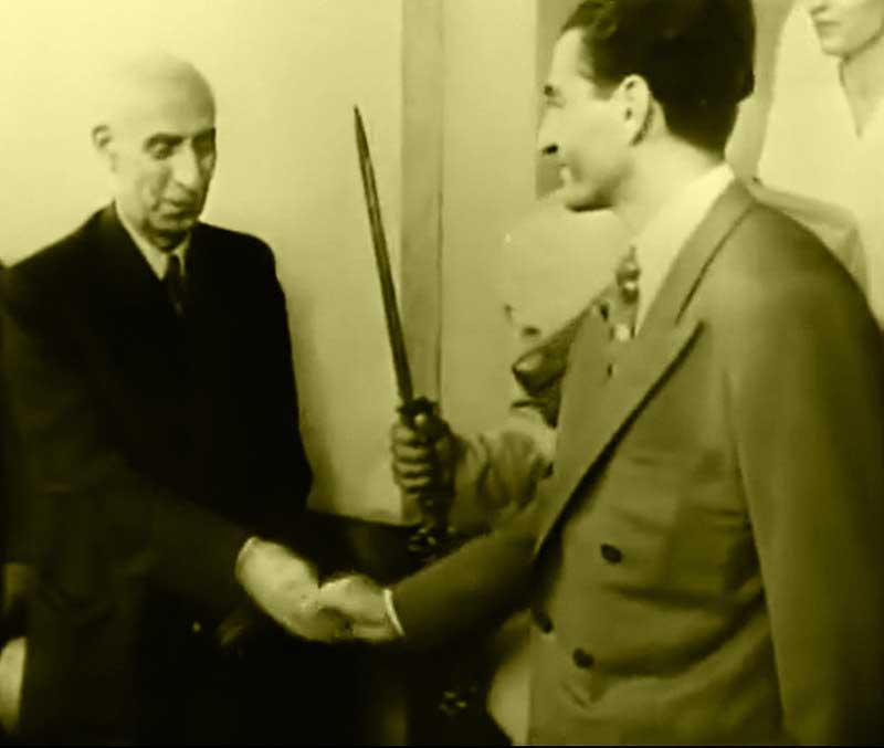 shah-mossadegh