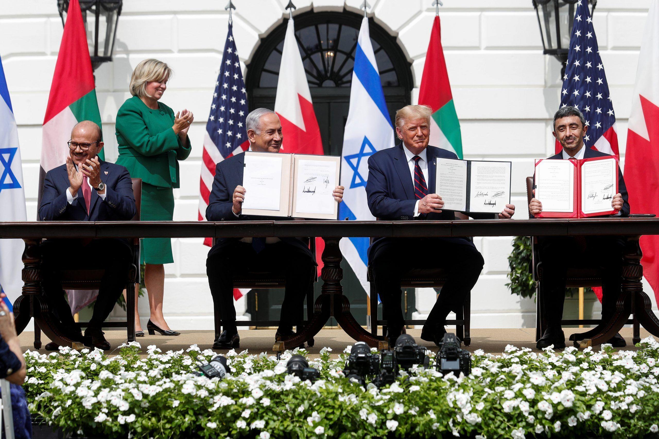 2020-09-15T175652Z_126308353_RC25ZI94HIPB_RTRMADP_3_ISRAEL-GULF-USA-scaled
